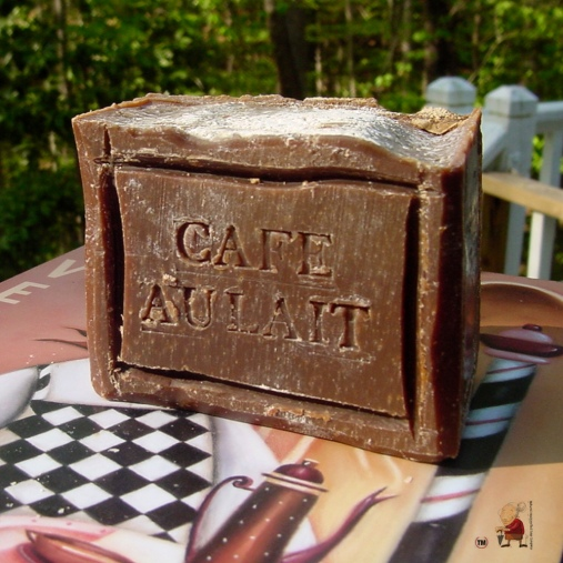 French Coffee Soap