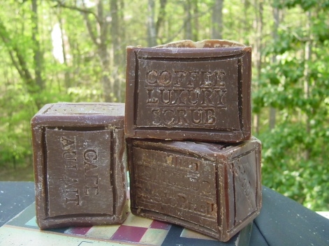 COFFEE SOAPS ORGANIC AND NATURAL