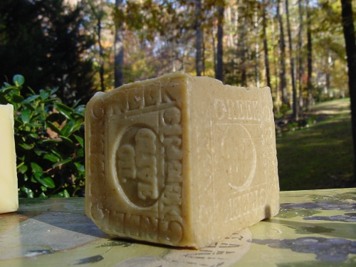 Greek Olive oil soap