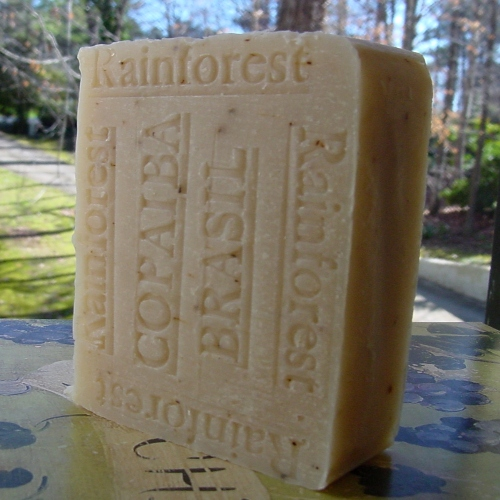 Rain forest Copaiba  Soap