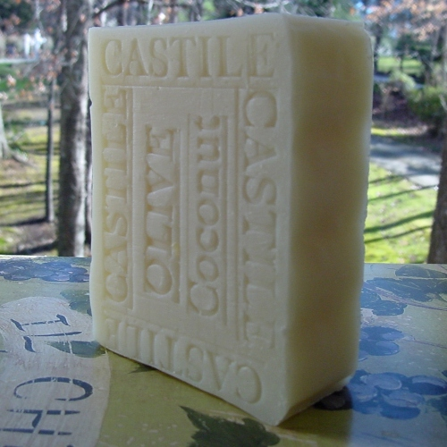 Handmade Soaps with Organic Oils and Butter