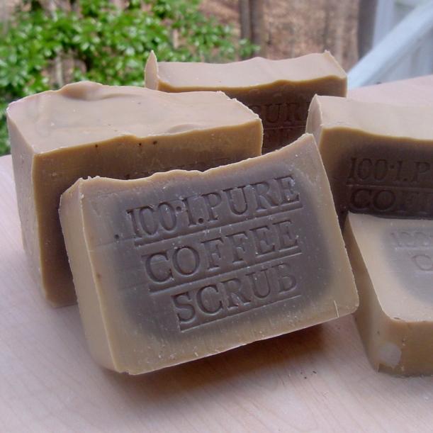 Espresso Coffee Soap