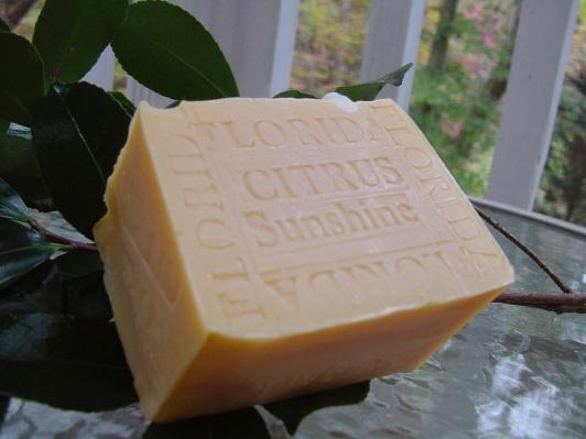 citrus soap