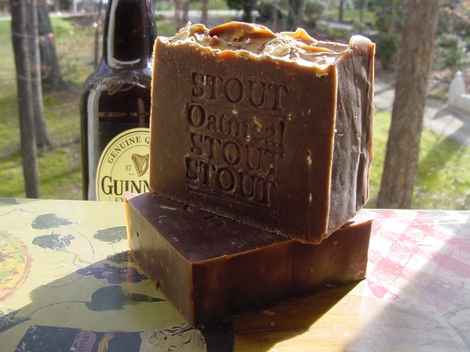 Oatmeal and Stout With Shea Butter made with Guinness Extra Stout