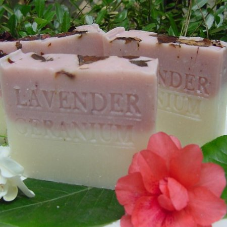 Vintage Looking soap for mother's day gift !