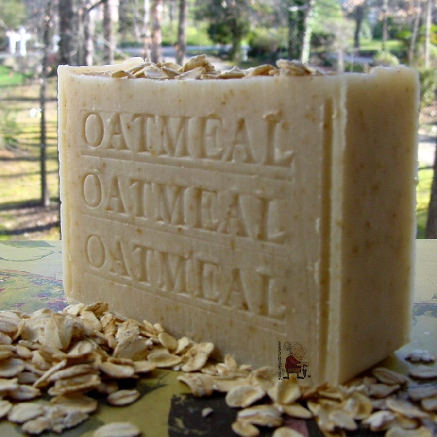 Oatmeal Mango Butter Soap