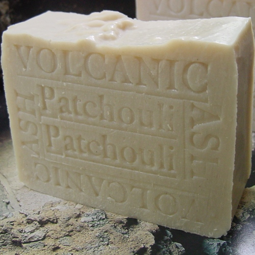 Volcanic Ash with Patchouli  Soap _ body Soap
