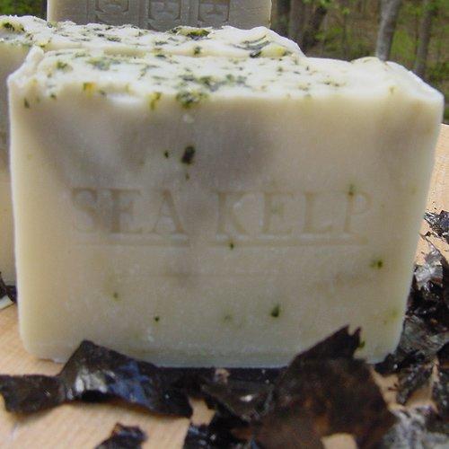 Kelp  soap