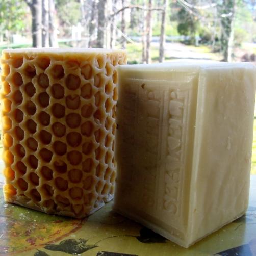 Milk and Kelp Soap