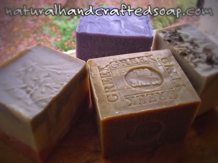Soaps for the valentines Day