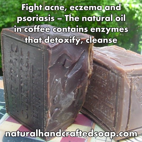Coffee gets rid of free radicals in the skin   which reduces the onset of skin-related problems such as acne and eczema.