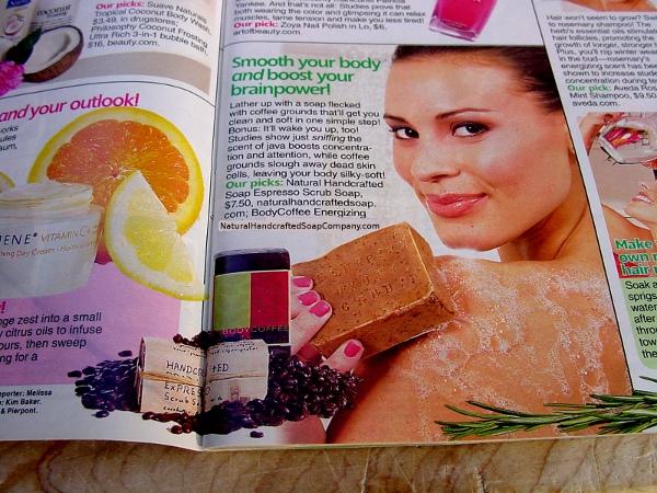 Coffee-soap).Brazilian