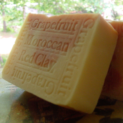 African Grapefruit Soap