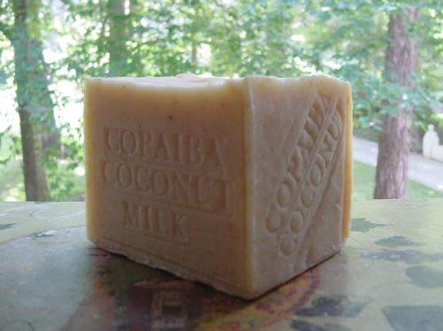 Copaiba Cococnut Milk Soap