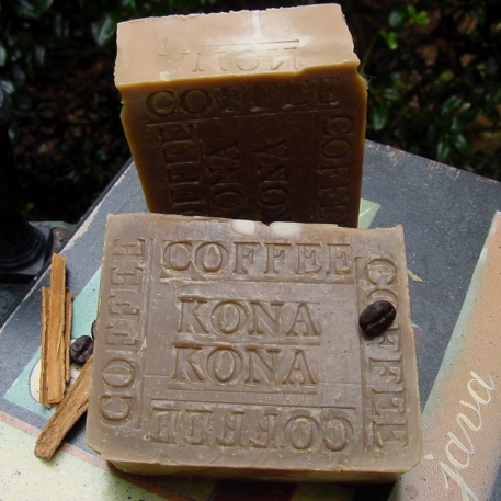 Hawaiian Kona Coffee Soap