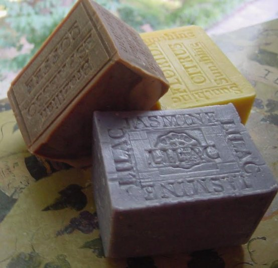 Aged Artisan Century Soaps