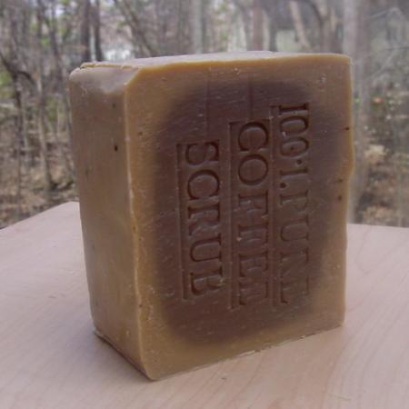 Coffee Soap (Brazilian)