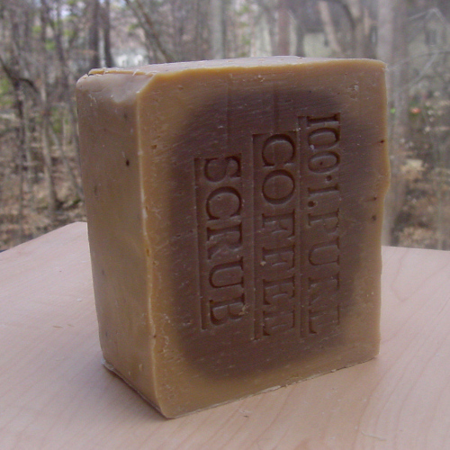Coffee Soap (Brazilian)