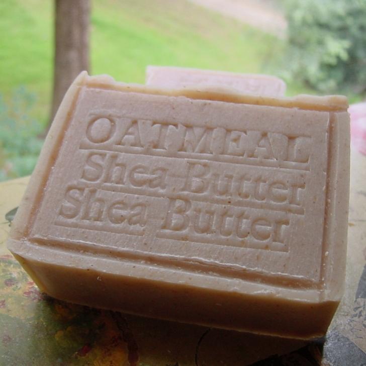 Oatmeal with Shea Butter