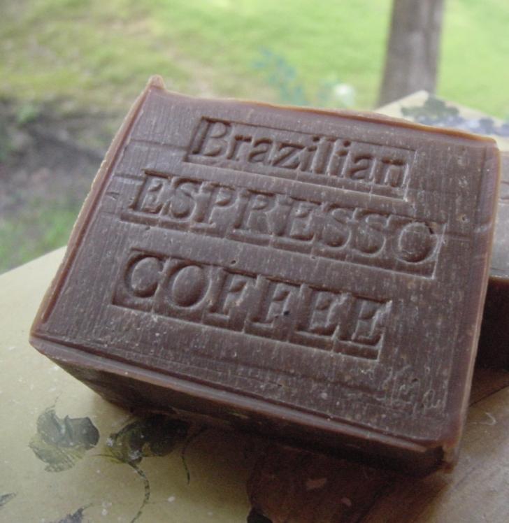 Brazilian Coffee Soap