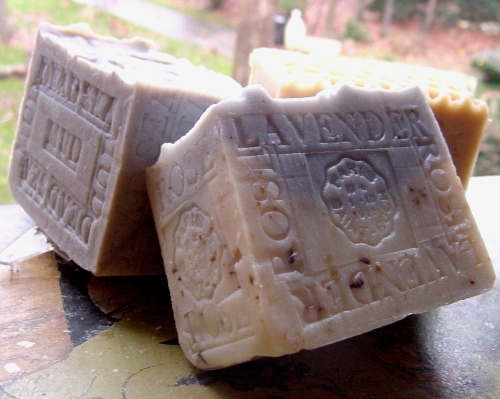 Natural Soap Made from Small Batches