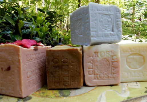 Handmade Limited Edition Body and Face Natural Soaps
