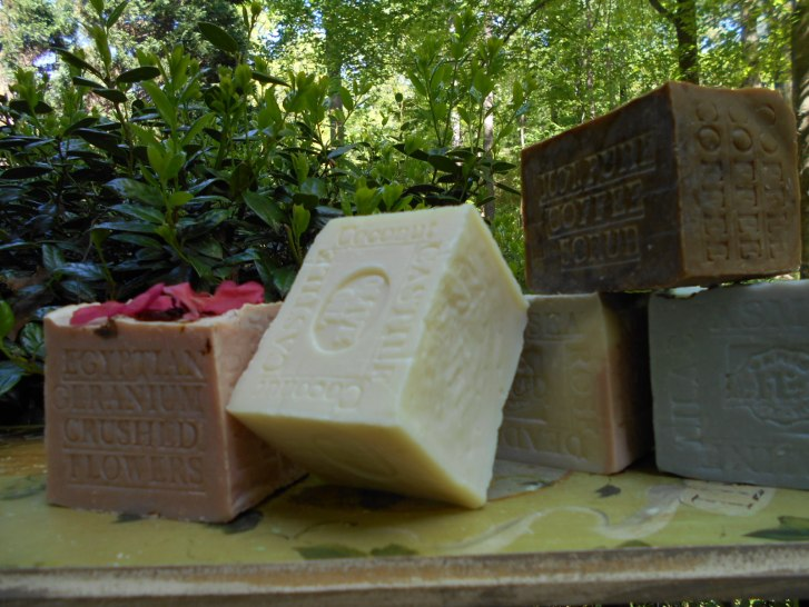 5 Limited Edition Soaps