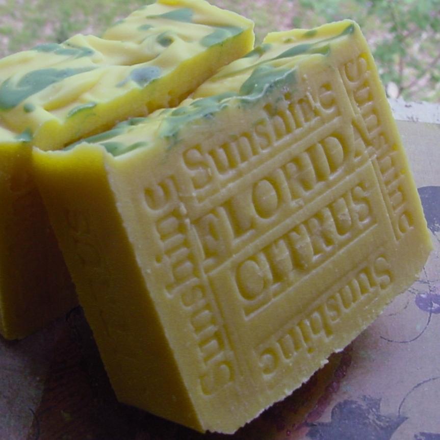 Florida_citrus_soap