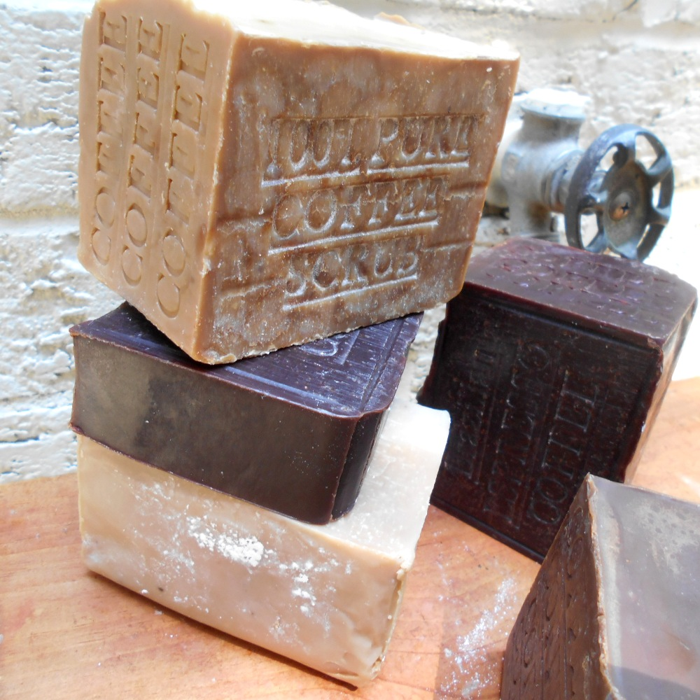 Coffee Soap- Butter in your coffee ? – Natural Handcrafted
