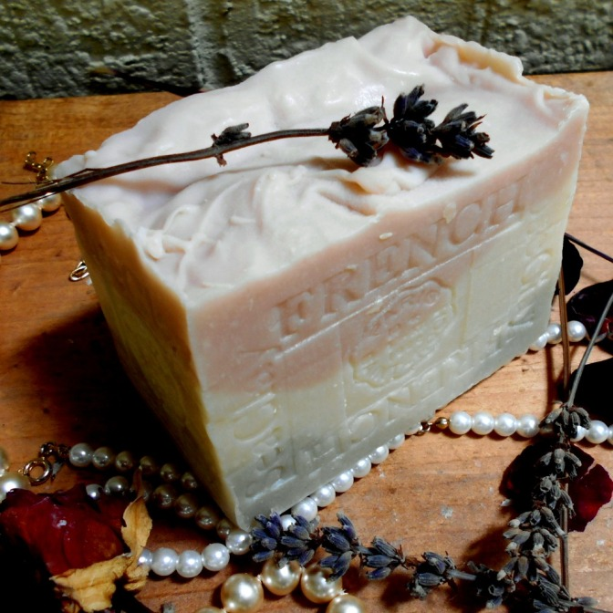 French Soap Lavender and Jasmine