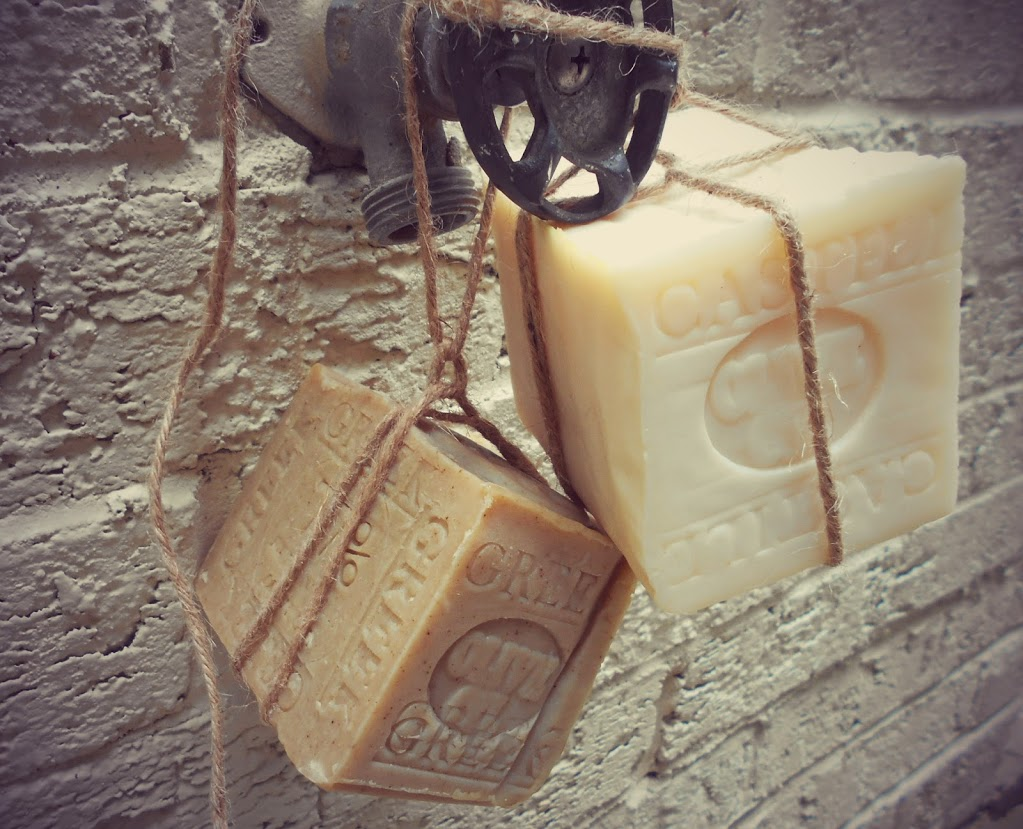how to make handcrafted soap