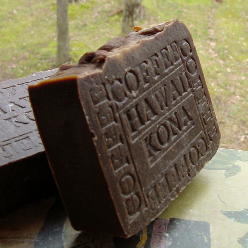 Kona Coffee Soap Hawaii