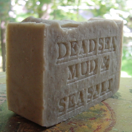 Dead Sea Salt Soap -