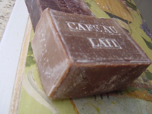 Coffee Soap French Cafe au Lait