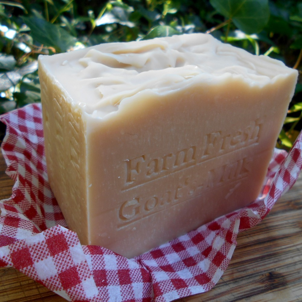 Goat's Milk Soap Gently for Adults and Kids