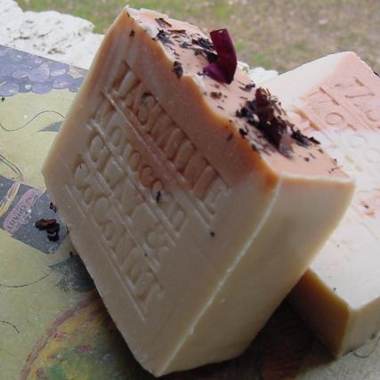 Jasmine Coconut Soap
