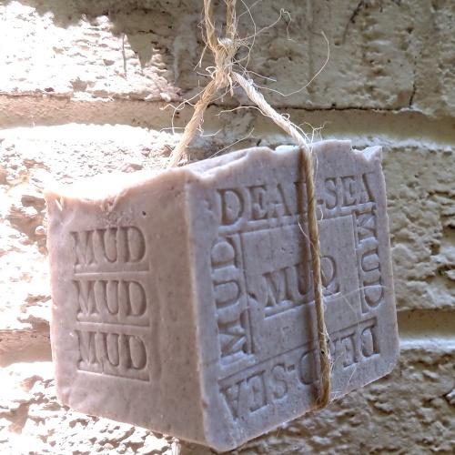 Dead Sea Mud Bar - Homemade Soap with Dead Sea Mud From Jordan !