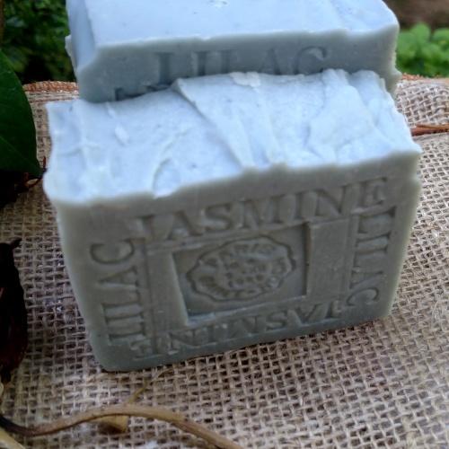 Jasmine Lilac Handmade Soap