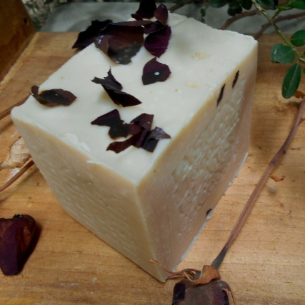 Jasmine Grandiflorum With Moroccan Clay & Coconut Milk and Himalayan Pink Salt Soap