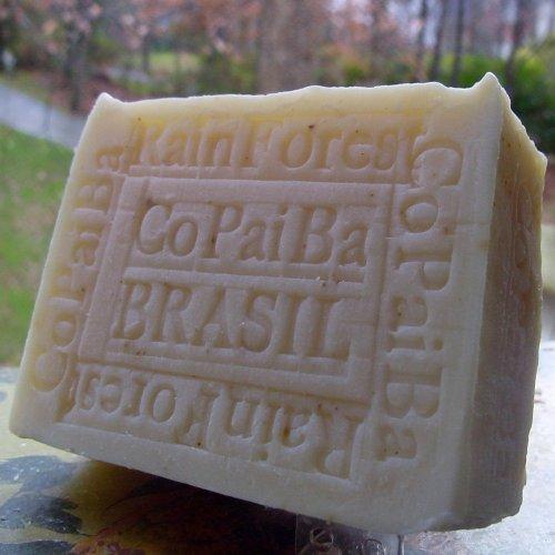 Rain Forest Copaiba Gift Soap