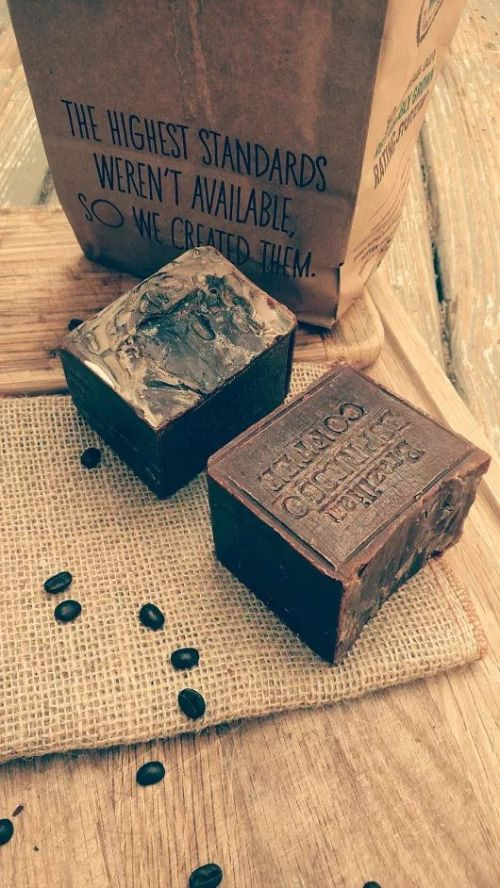 coffee soap sustainable