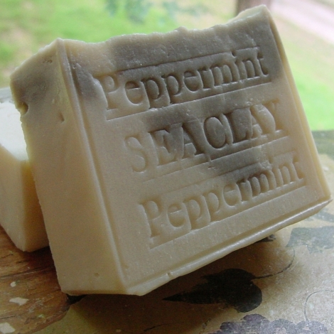 Peppermint Soap Holidays Gift