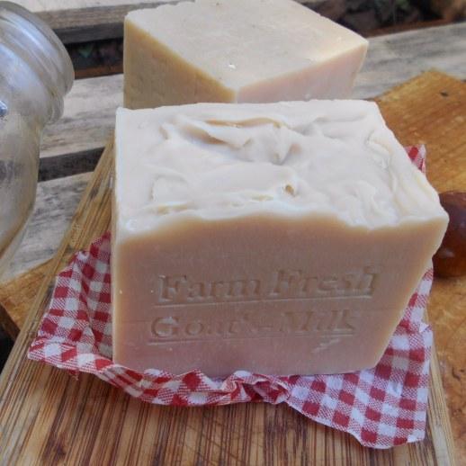 Goat's Milk Soap Farm Fresh Holidays Gift Goat's Milk Soap