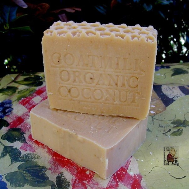 Hair wash  Goat's milk -Coconut natural soap