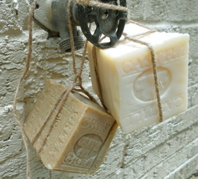 Olive Oil Soap and Castile Soap
