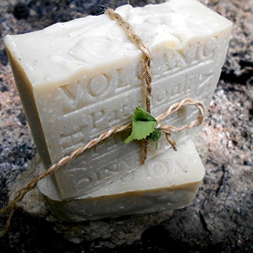 Natural soap shaving bar