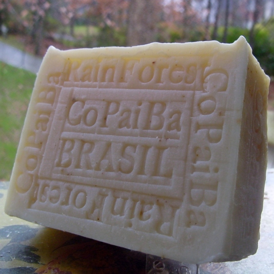 Copaiba Soap 2018 face soap acne
