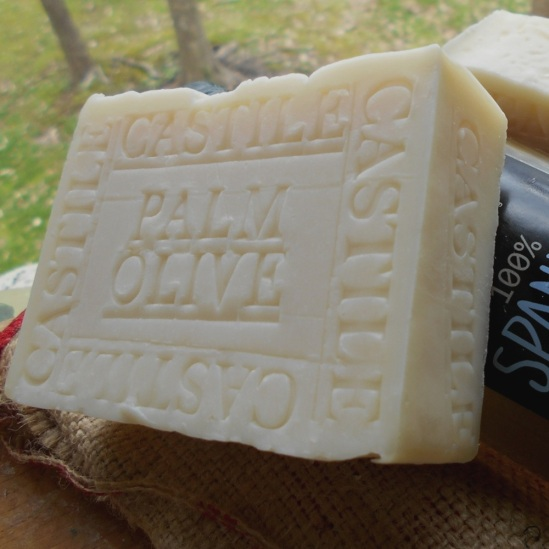 Castile Olive- Palm soap ,classic soap from olive and palm kernel oils .