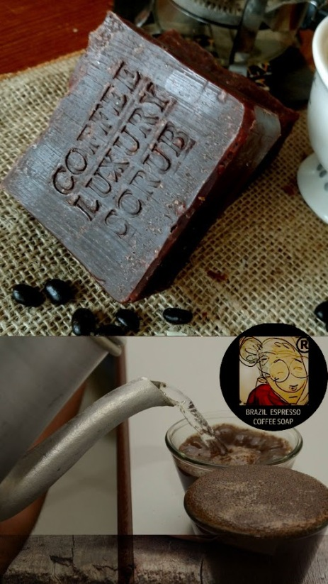 Luxury Coffee Soap