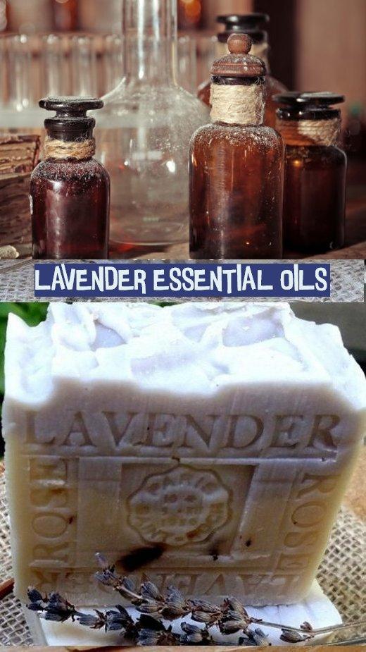 lavender-oils
